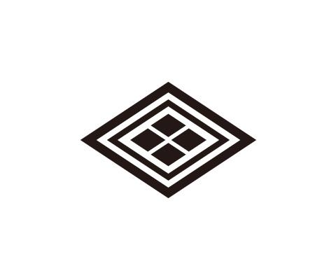 小さい菱形を描く