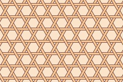 籠目のパターン10