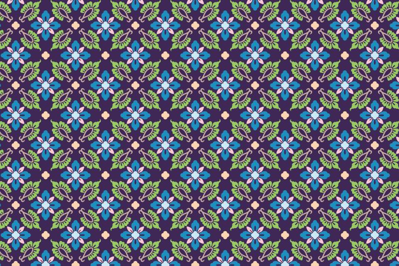 小葵パターン10