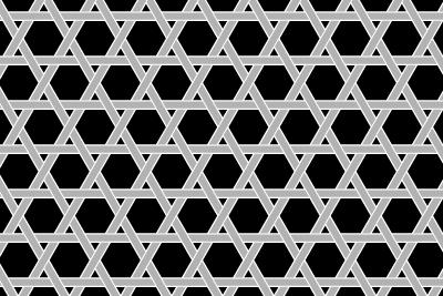 籠目のパターン11
