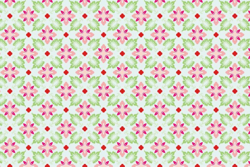 小葵パターン11