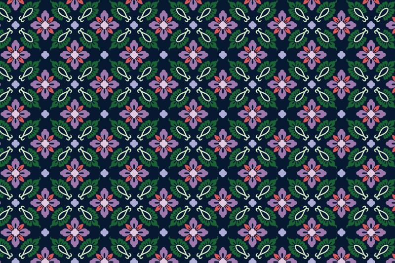 小葵パターン12