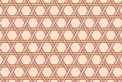 籠目のパターン13