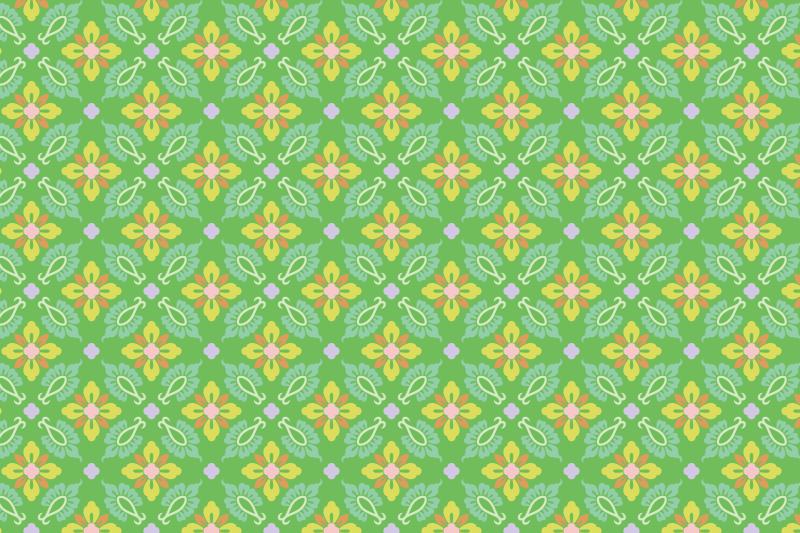 小葵パターン13