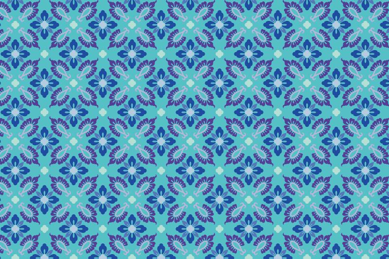 小葵パターン14