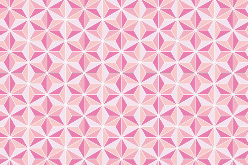 麻の葉パターン15