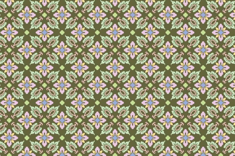小葵パターン16
