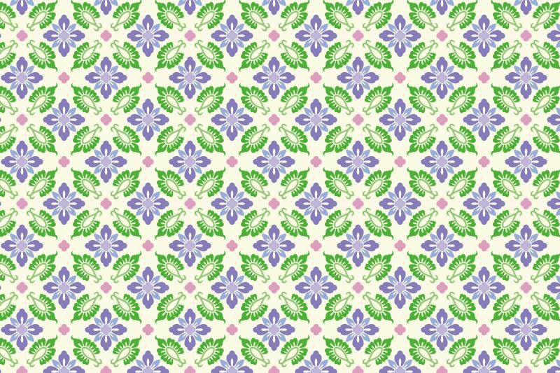 小葵パターン6