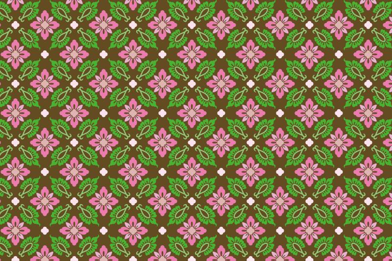 小葵パターン7