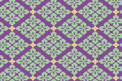 幸菱のパターン8