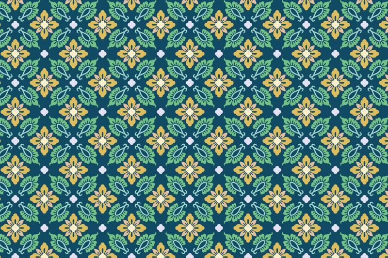 小葵パターン8