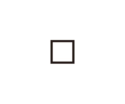L字型のパーツを作る