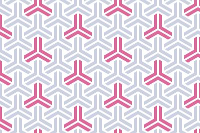 組亀甲のパターン9