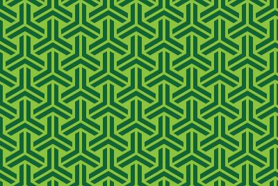 組亀甲のパターン2