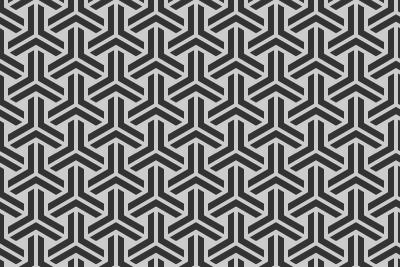 組亀甲のパターン3