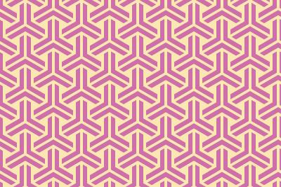 組亀甲のパターン4
