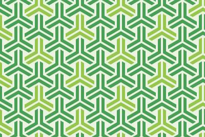 組亀甲のパターン6