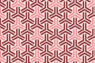 組亀甲のパターン7