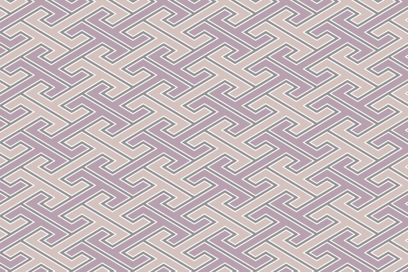 工字繋ぎのパターン10